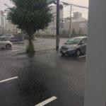 2017/07/20 15:38 突然の豪雨、これから年々増えるんでしょうね。