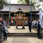 2018/10/12 13:36 佐倉麻賀多神社
