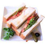 BLT サンドイッチ BLT Sandwich 培根生菜三明治 BLT샌드위치