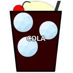 コーラフロート,Cola Float,可乐漂浮,콜라 플로트