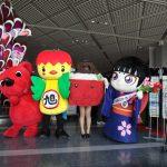 2014/03/29 12:14 成田空港 千葉スイーツコレクション キャラ