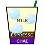 アイス カフェ チャイ ラテ,Iced CHAI Latte,冰印度拉茶拿鐵,아이스 차이 티 라떼