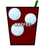 アイスコーヒー,Iced Coffee,冰咖啡,아이스커피