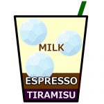 アイス カフェ ティラミス ラテ,Iced Tiramisu Latte,冰提拉米蘇拿鐵,아이스 티라미수 라떼