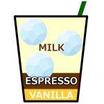 アイス カフェ バニラ ラテ,Iced Vanilla Latte,冰香草拿鐵,아이스바닐라라떼